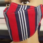 Face Buddy - Cotton Striped left side.jp