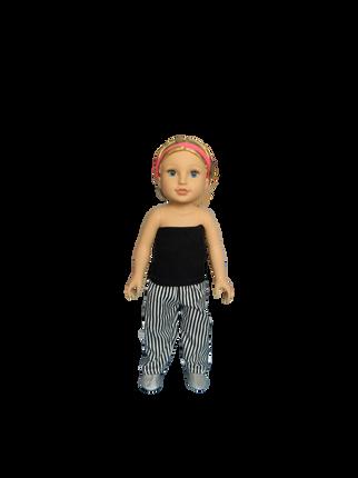 BB HEIGHLEIGH - in her mini Higgy Bears brace & Mini Brace Buddies Body Sock