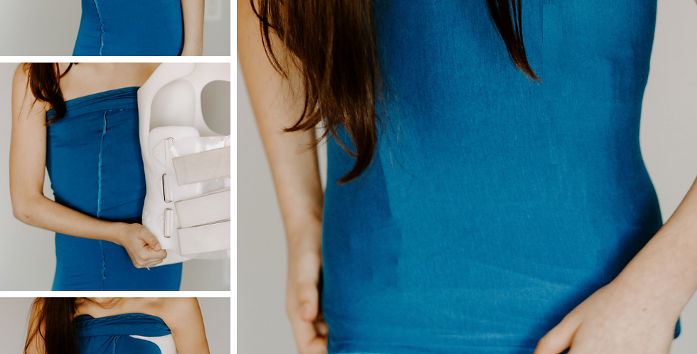 Rayon Orthotic Body Sock Shirt