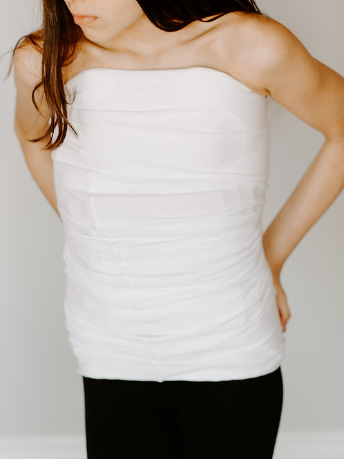 Combed Cotton Orthotic Body Sock Shirt
