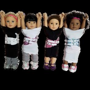 Mini Body Socks