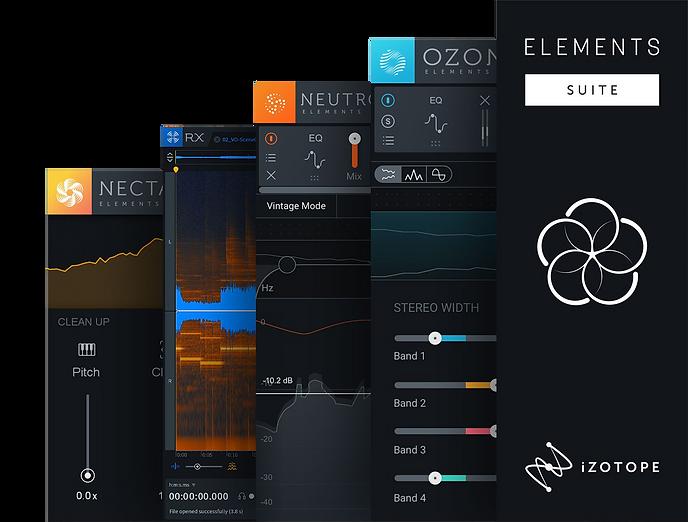 Mic Delgado Izotope Suite Elements Audio Plugins