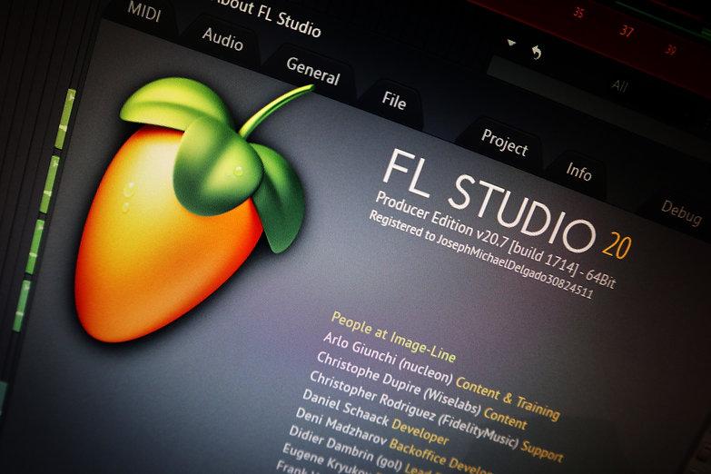 Mic Delgado FL Studio DAW
