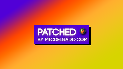 Patched by Mic Delgado   MicDelgado.com