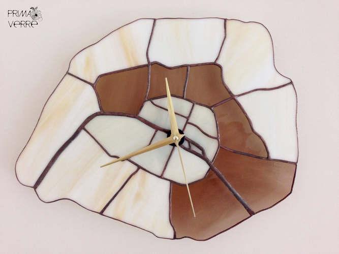 "Часы ""Escargot de Paris - Cream"""