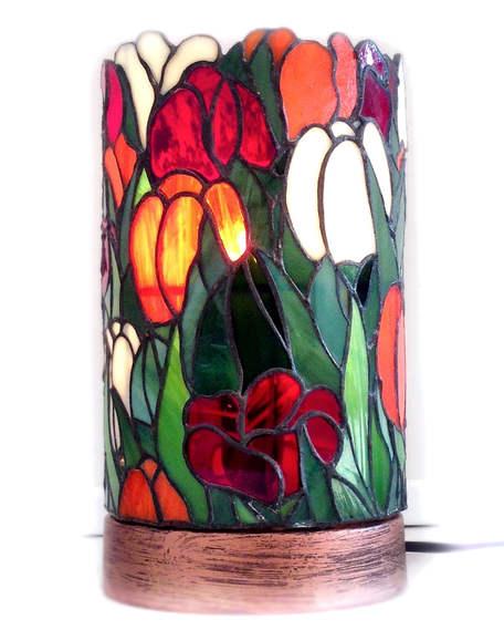 """Lampe de table """"Tulipes"""""""