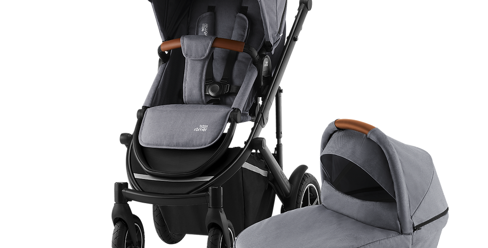 Britax Smile 3 Essential Travel System Bundle1