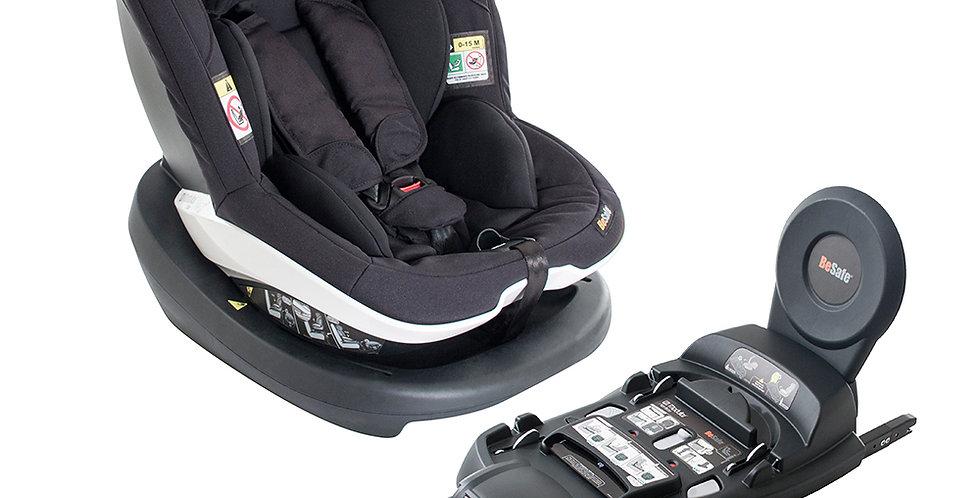 BeSafe Izi Modular X1 Car Seat Plus Base - Black Cab
