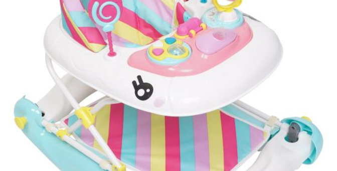 Mychild Unicorn 2 in1 Walker Rocker