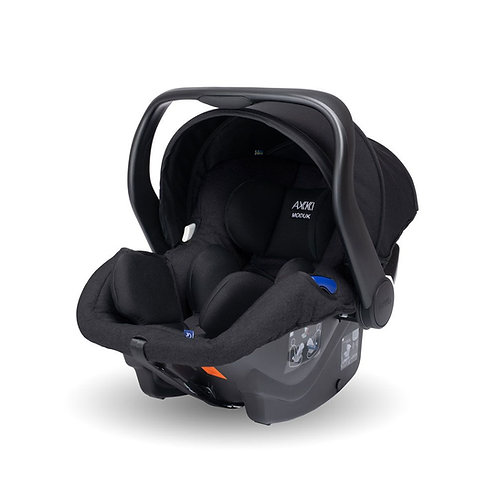 Axkid Modukid Infant Carrier Black