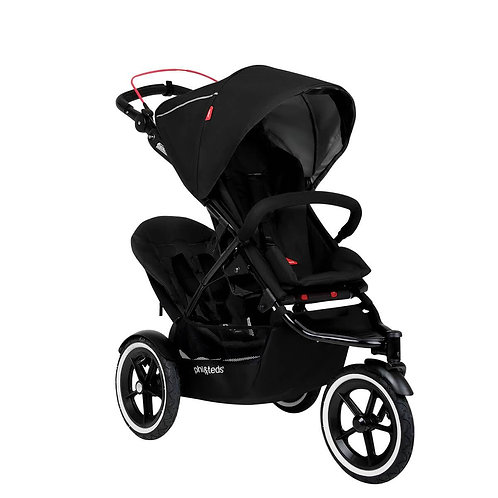 Phil and Teds Sport V5 Pushchair Inc Double Kit