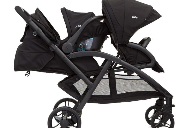 Joie Evalite Duo Pushchair and ISnug Car Seat Package1