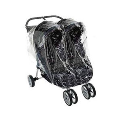 Baby Jogger Raincover - City Mini Double