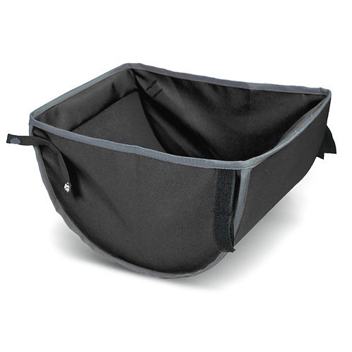 Out n About Nipper 360 Single Shopping Basket - Black