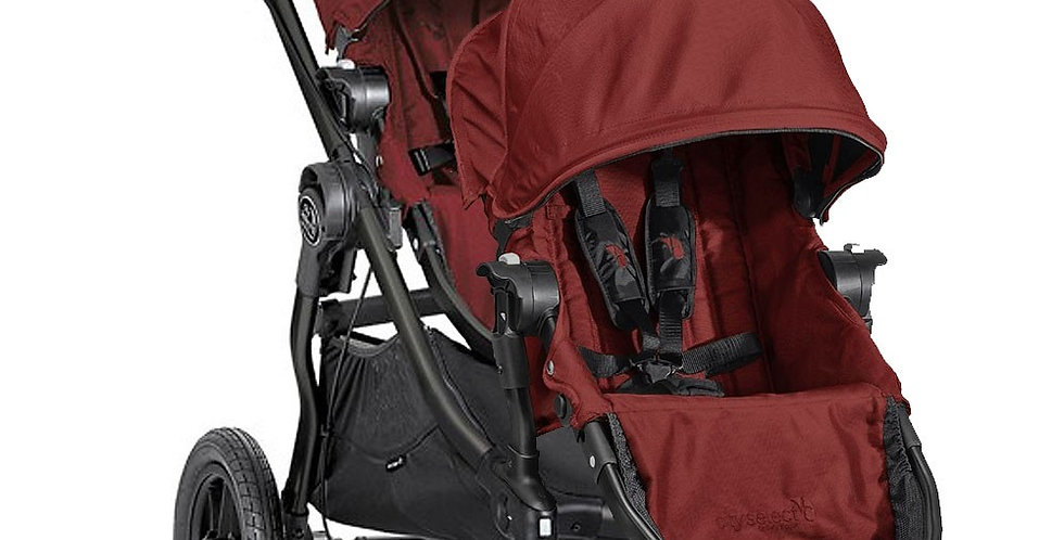 Baby Jogger City Select Pushchair plus Second Seat