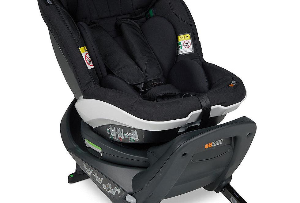 BeSafe iZi Turn i-Size Car Seat - Black Cab