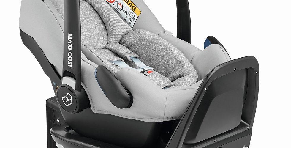 Maxi Cosi Pebble Pro iSize Car Seat Plus FamilyFix 3 Base
