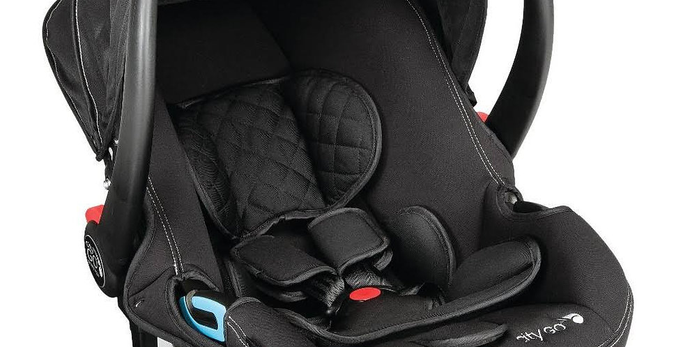 Baby Jogger City Go Car Seat With Isofix Base