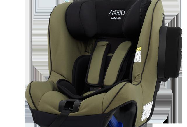 Axkid Minikid 2.0 Rear Facing Car Seat Package