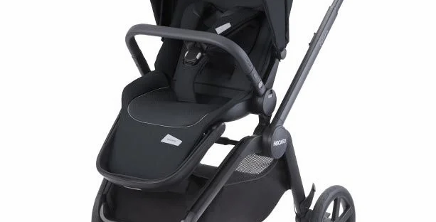 Recaro Celona Pushchair Only  - Mat Black