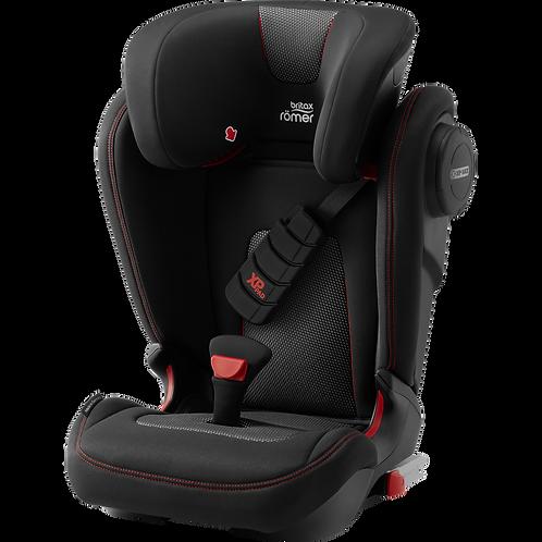 Britax Kidfix 3 S Isofix Car Seat - Premium Fabrics