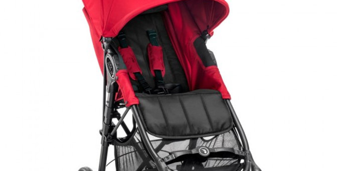 Baby Jogger City Mini Zip Pushchair Package