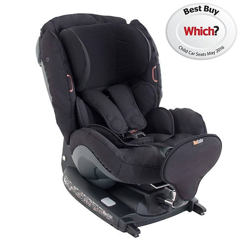 BeSafe Izi Kid X2 isize Car Seat - Black Cab