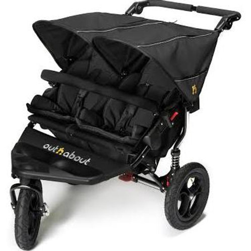 Out n About Nipper Double Pushchair