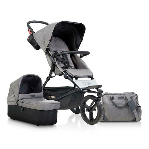 Mountain Buggy Urban Jungle Pushchair - Luxury Collection