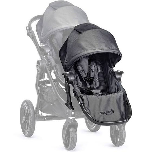 Baby Jogger City Select Second Seat - Charcoal Denim