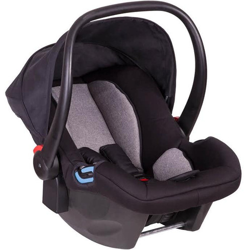 Phil And Teds Alpha Car Seat Reversible Black