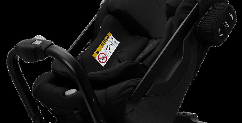 Axkid One Isofix Car Seat - Tar - 3/4