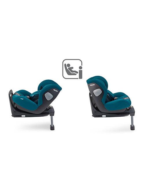 Recaro Kio i-Size Car Seat plus Isofix Base
