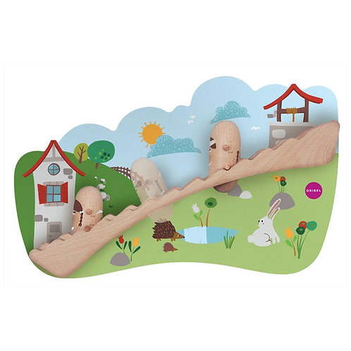Oribel Vertiplay Wooden Toys Jack and Jill