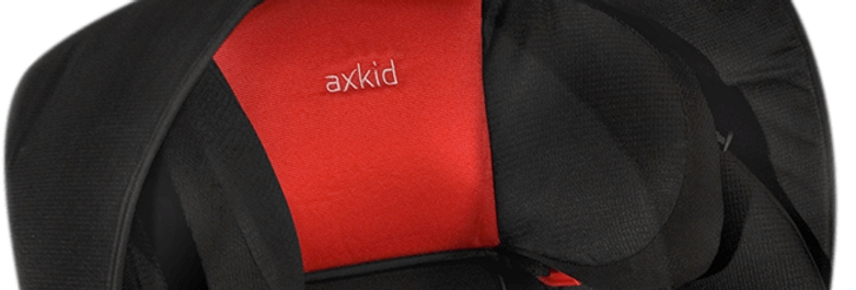 Axkid Miniki and Move Sunshade Close Up
