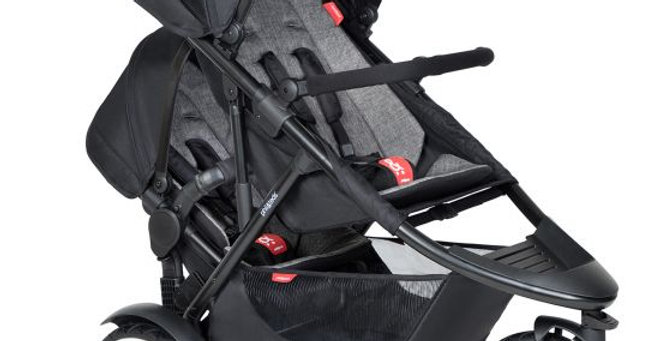 Phil and Teds Sport V6 Pushchair Inc Double Kit