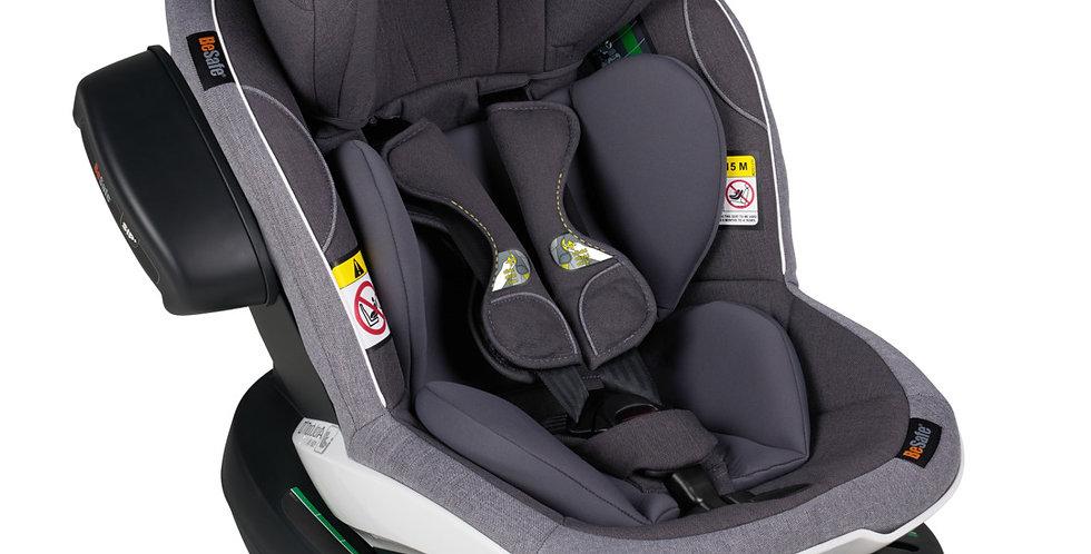 BeSafe iZi Modular A X1 i-Size Car Seat - Metallic Melange