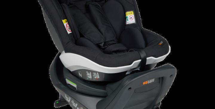 BeSafe iZi Twist i-Size Car Seat - Black Cab