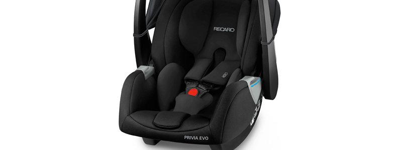 Recaro Privia Evo Car Seat Plus Isofix Base