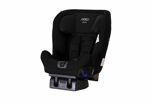 Axkid Move Rearfacing Car Seat Black