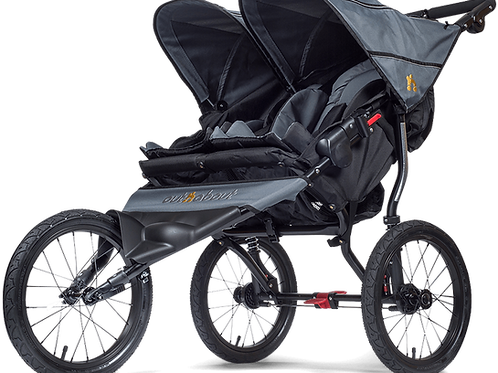 Out n About Nipper Sport Double Pushchair