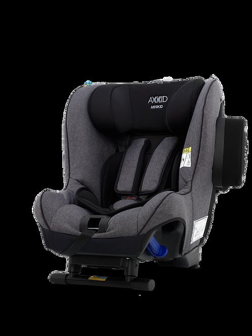 Axkid Minikid 2.0 Rear Facing Car Seat Premium Granite Melange