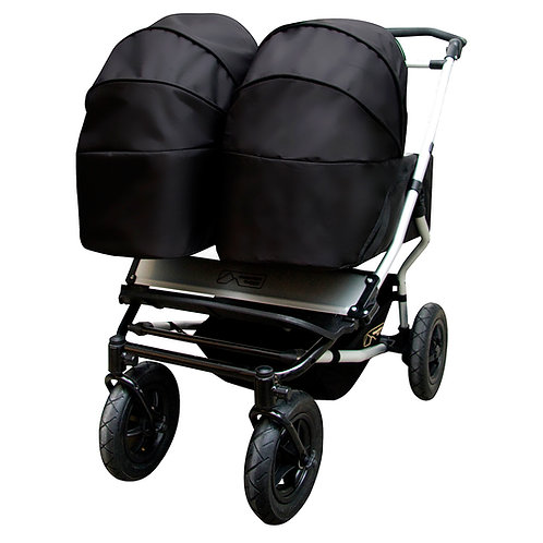 Mountain Buggy Duet 3.0 Pushchair Plus 2 carrycots