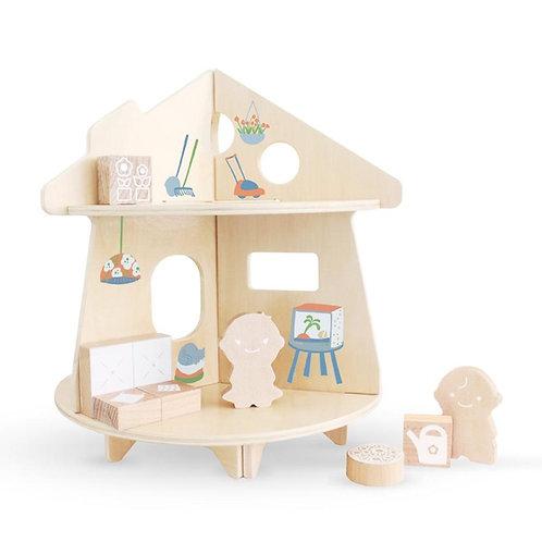 Oribel Portaplay House of Fun