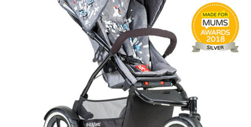 Phil and Teds Sport V5 Pushchair