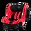 Axkid Minikid 2 Rear Facing Car Seat Shellfish Red