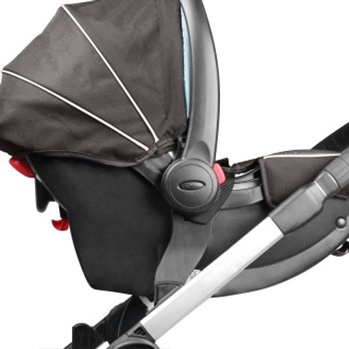 Baby Jogger City Go Isize - City Select - Car Seat Adaptors