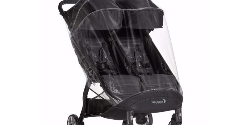 Baby Jogger Raincover - City Tour 2 Double