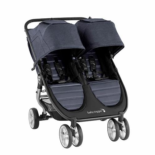 Baby Jogger City Mini 2 Double Pushchair - Carbon