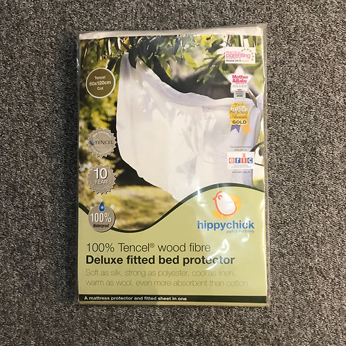 Hippychick Tencel Deluxe Fitted Bed Protector